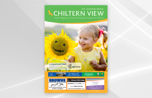 Chiltern View Magazine July/Aug 2021